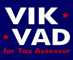 Vik Vad for Texas